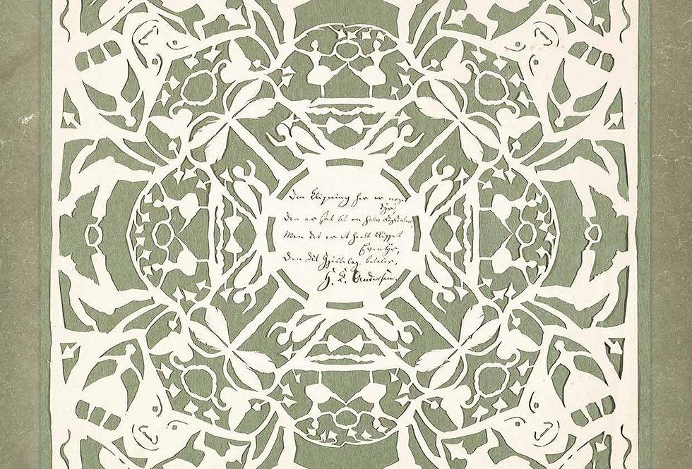 H.C. Andersen klip. Grøn