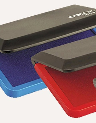 INK PAD   RED or BLUE