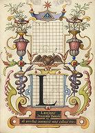 Kalligrafi: BOGSTAV (1 stk. A4)