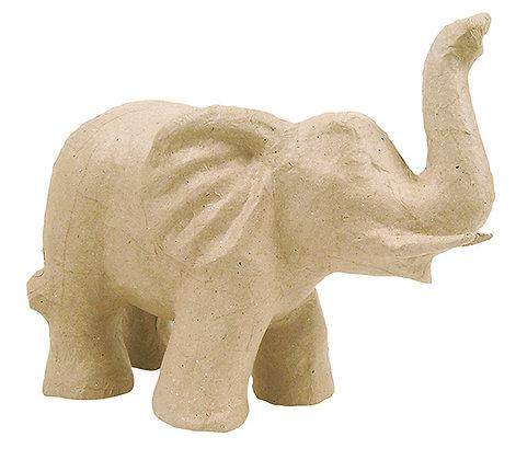 Elefant lille størrelse