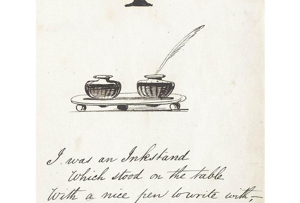 Alfabet 1857 - I