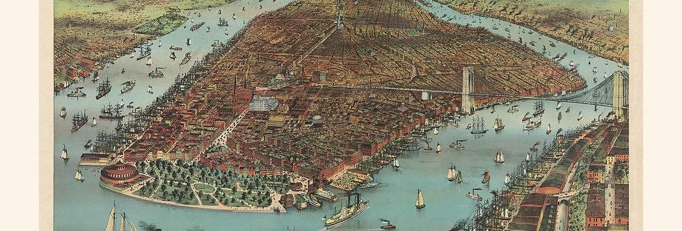 New York 1883