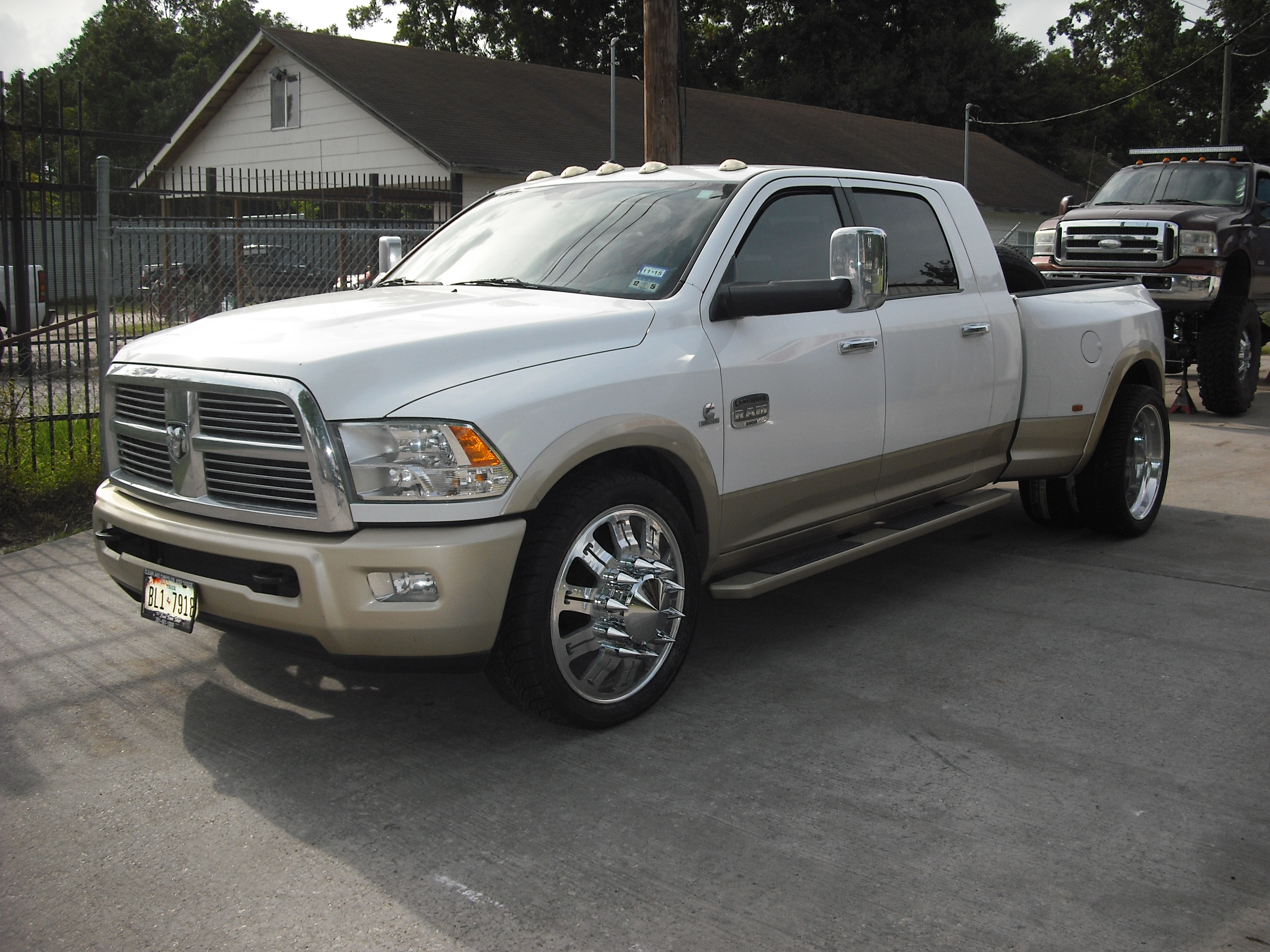 2014 Dodge 3500