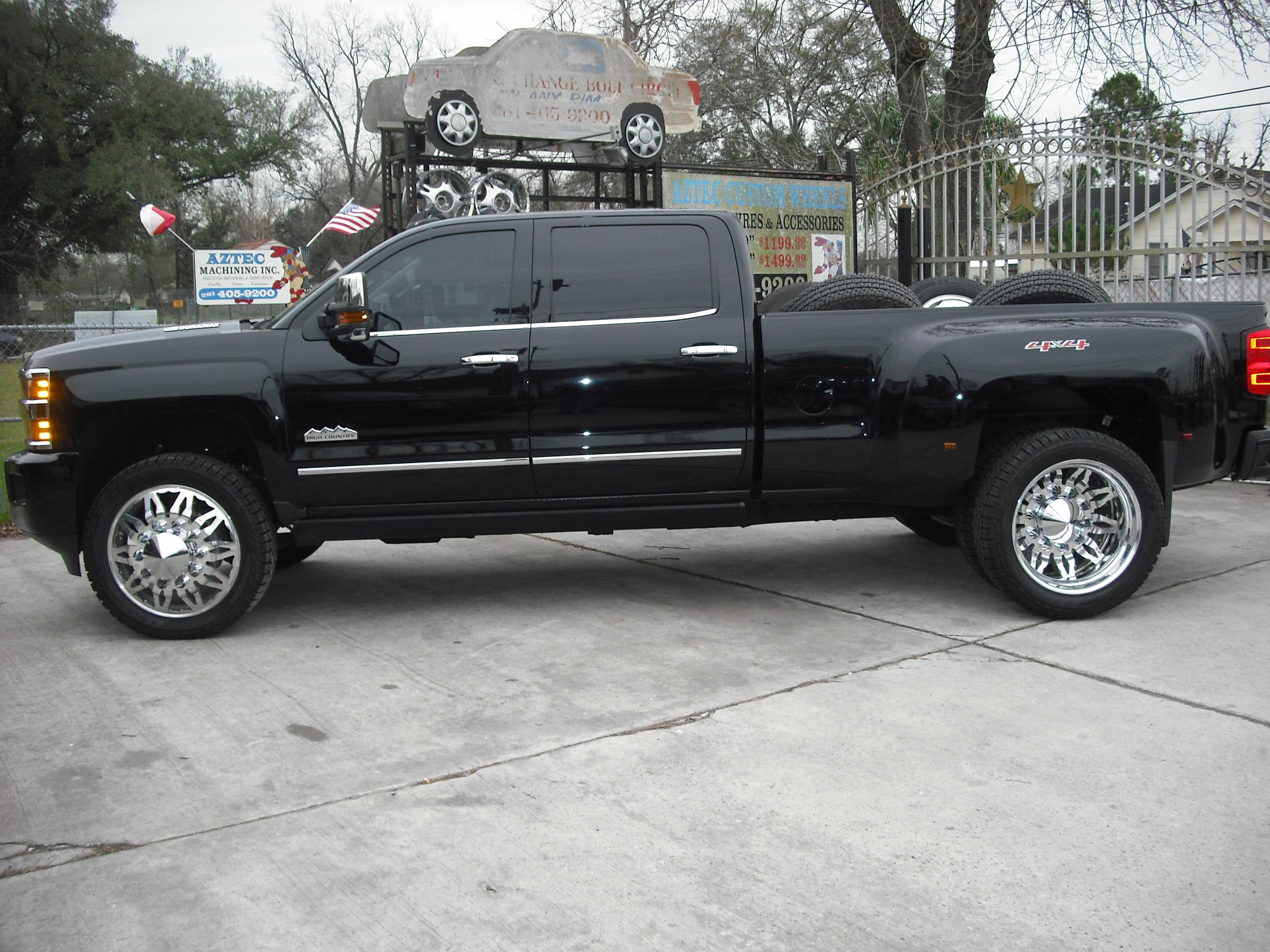 2015 Chevrolet 3500