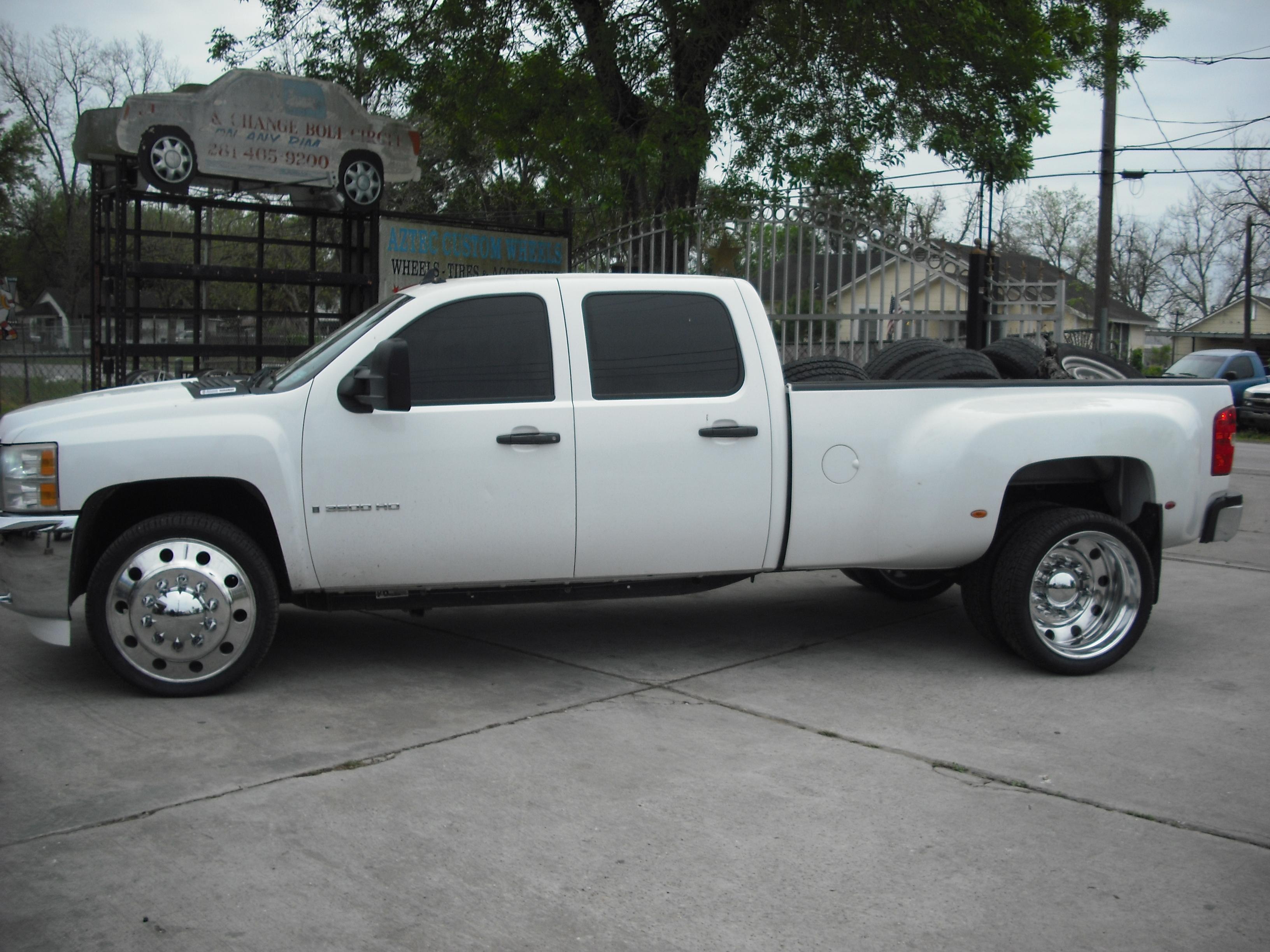 2012 Chevrolet 3500