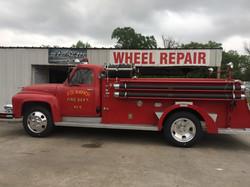 1955 Fire Truck