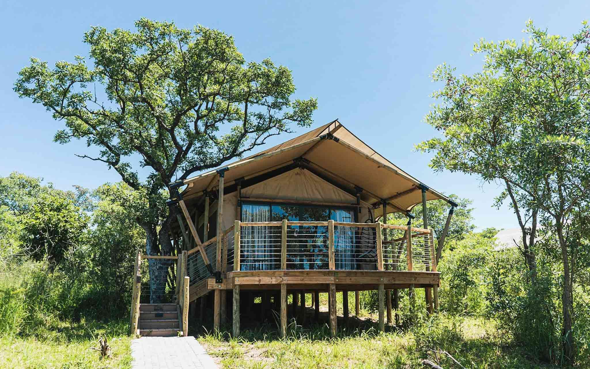 2. Mdluli Safari Lodge