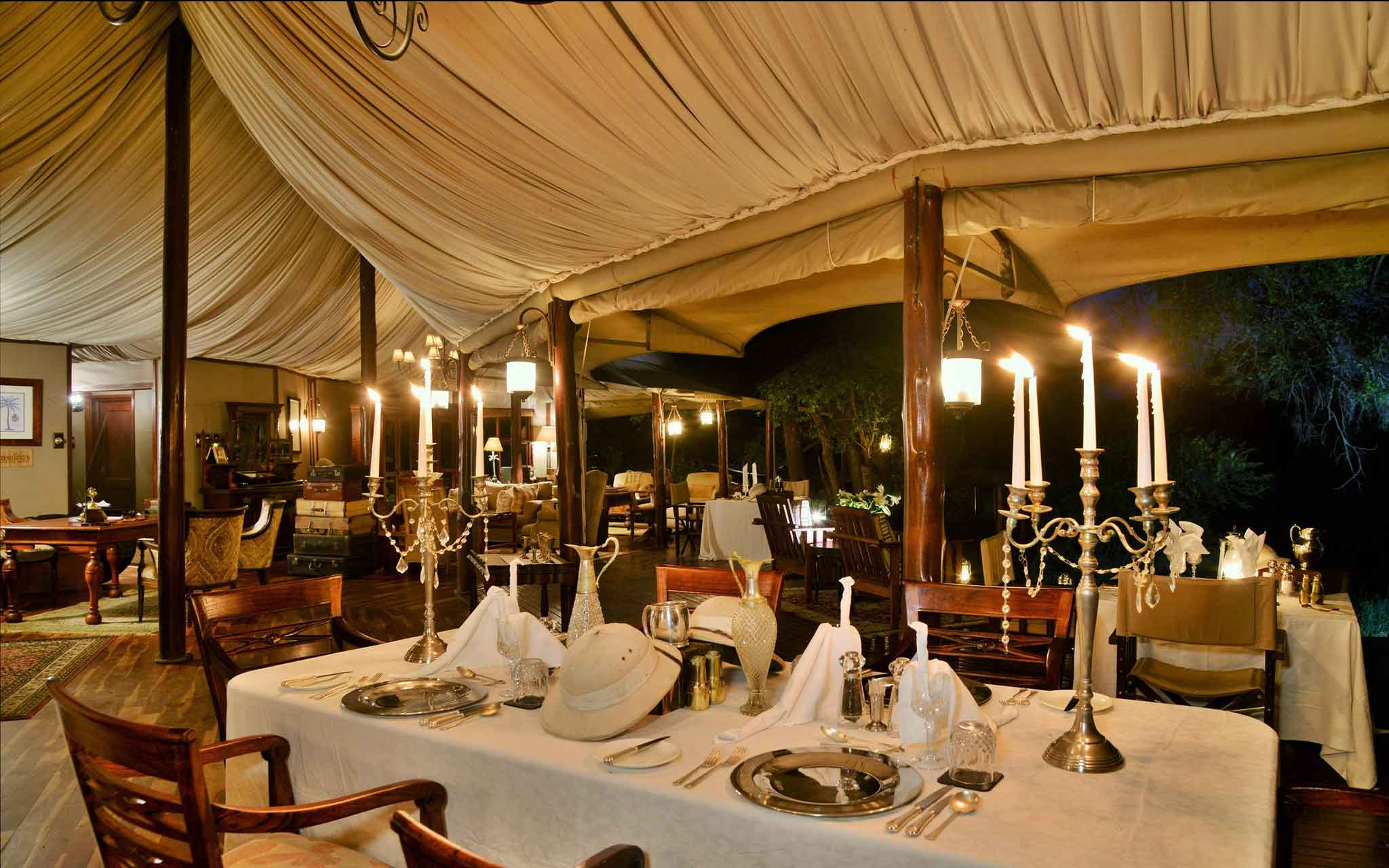 4. Hamiltons Tented Camp