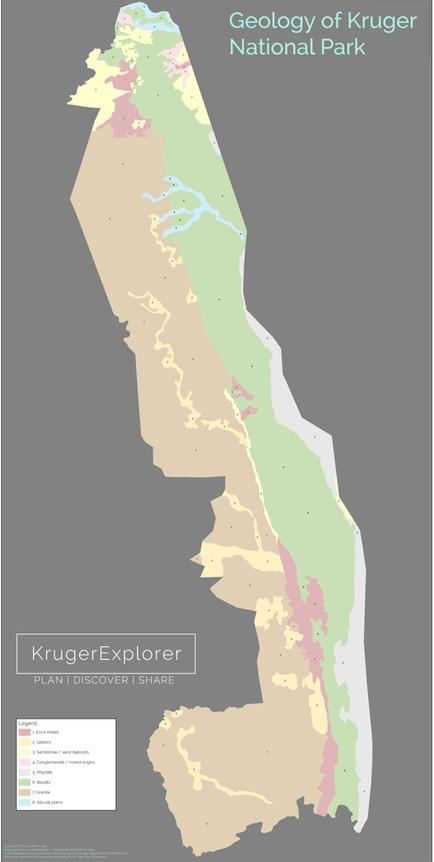 Geology of Kruger National Park
