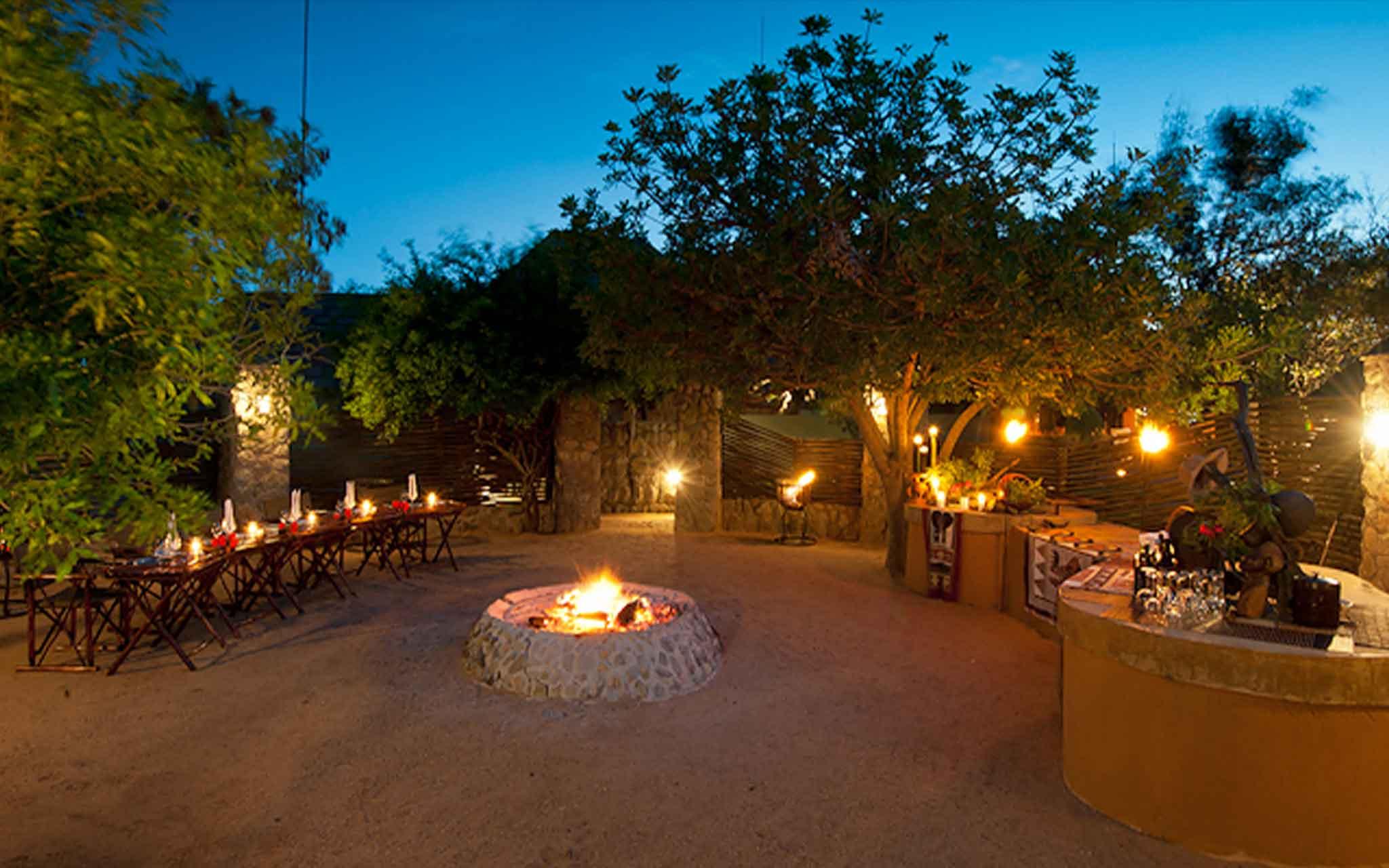 5. Nzumba Lodge