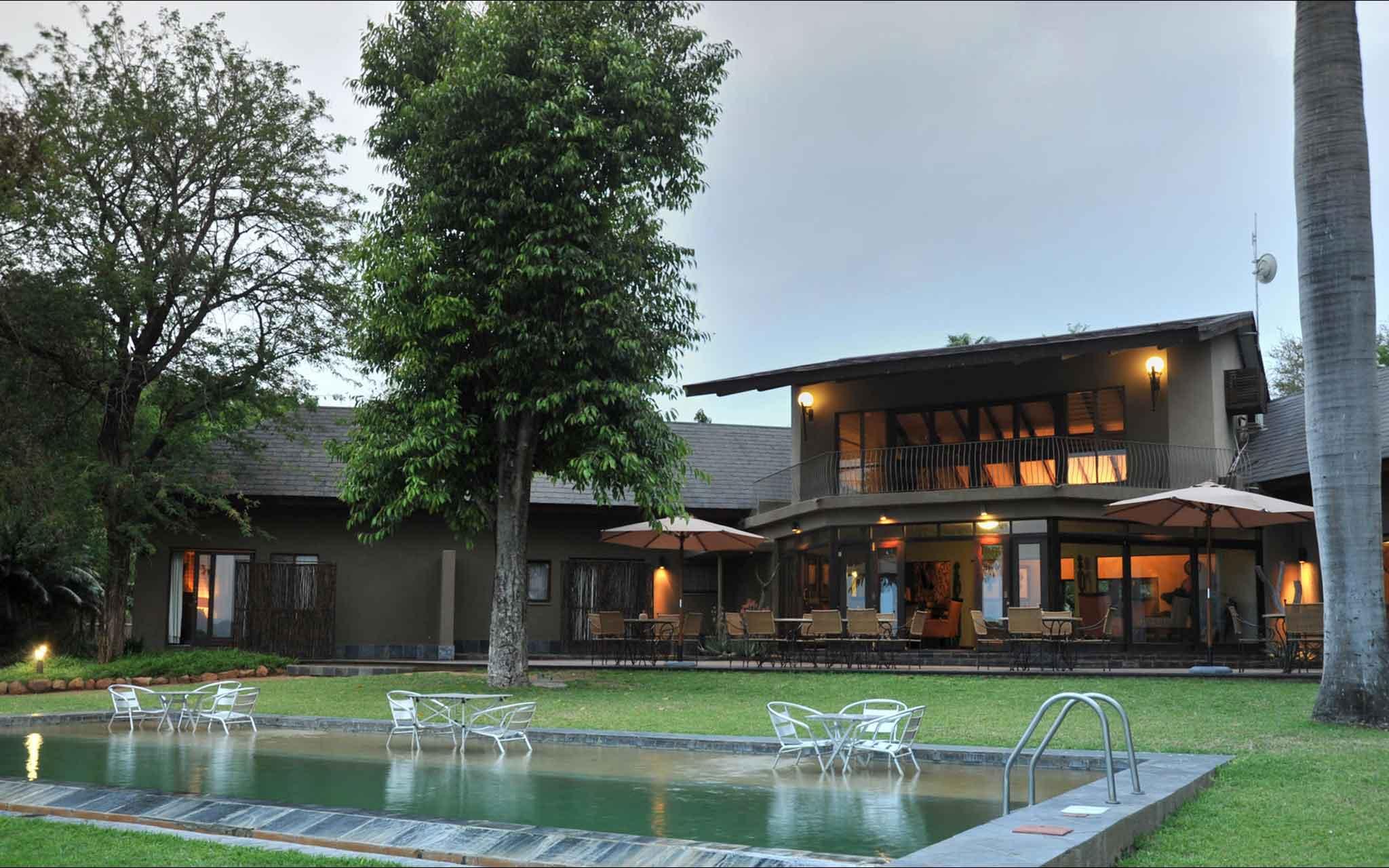 2. Mjejane River Lodge