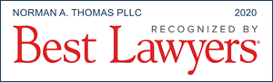 Norman A. Thomas is Recognized by Best Lawyers for 2020 in Appellate Law