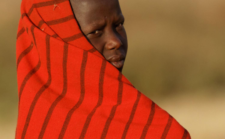 Tanzania in Massai Colors