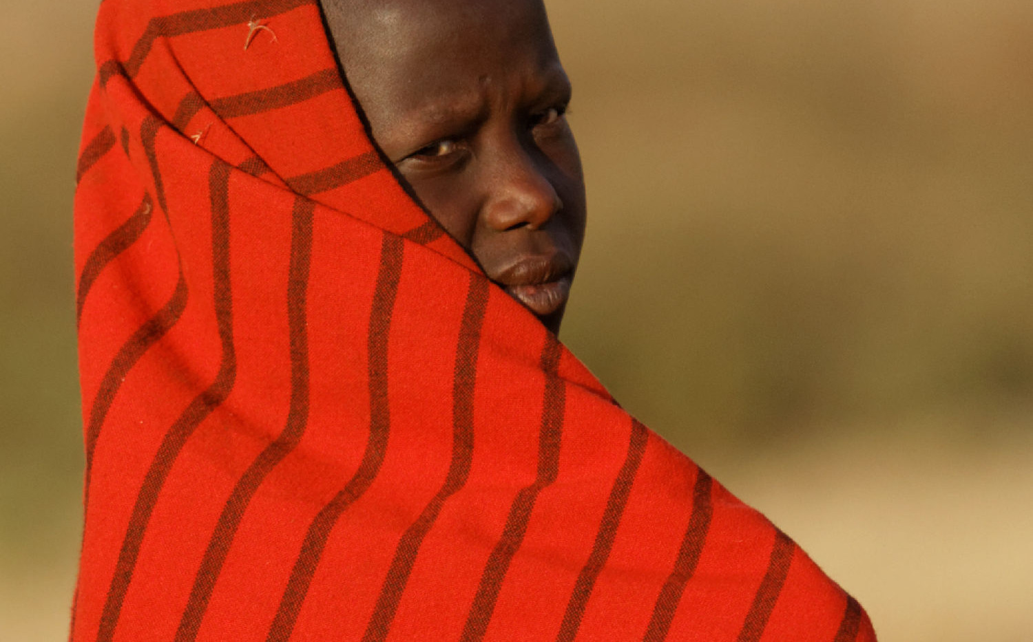 Tanzania in Massai Colors