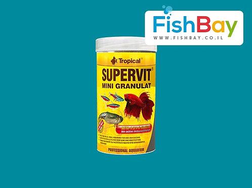 מזון דגי נוי supervit mini