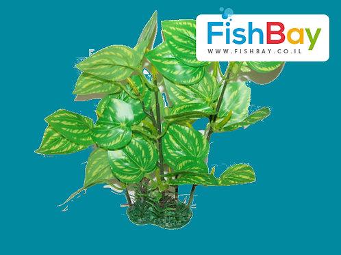 צמחי פלסטיק לאקווריום