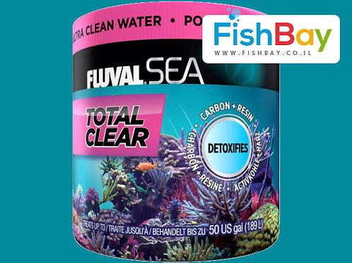 פחם פלובל fluval total clear
