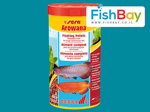 מזון לדגי נוי גדולים במיוחד