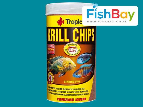 מזון קריל לדגי נוי