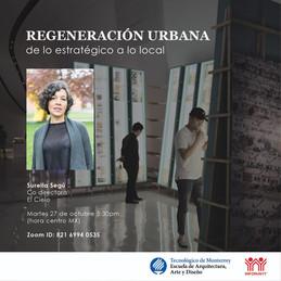 ¡Muchas gracias al Dr. Diego Rodríguez, Decano Asociado de Facultad del Tecnológico de Monterrey, por la invitación para dar esta conferencia en el marco de la Cátedra Infonavit!
