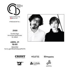 Ciclo de Conferencias Arquitectura y Diseño Ciclo 2.0: Proceso 21 de Abril 18 hrs.