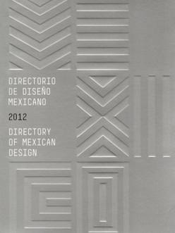Directorio de Diseño Mexicano, Centro Diseño, Cine y TV, 2012