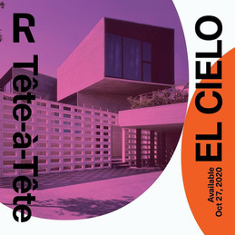 We recommend listening to the Tête-à-Tête episode on the Rice University Podcast, featuring an interview by graduate student Lindsey Chambers with Armando Hashimoto and Surella Segú.  Tête-à-Tête is a student-produced podcast series that strives to highlight architectural discourse between Rice Architecture and the global architecture community. Each episode is intended to keep architecture enthusiasts, professionals, academics, and students informed of current happenings.  S5E2: Interview with El Cielo
