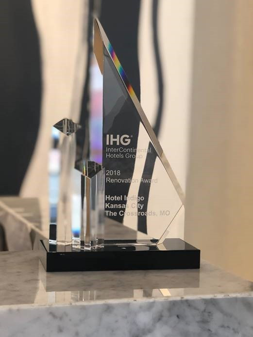 IHG Renovation Award 2018