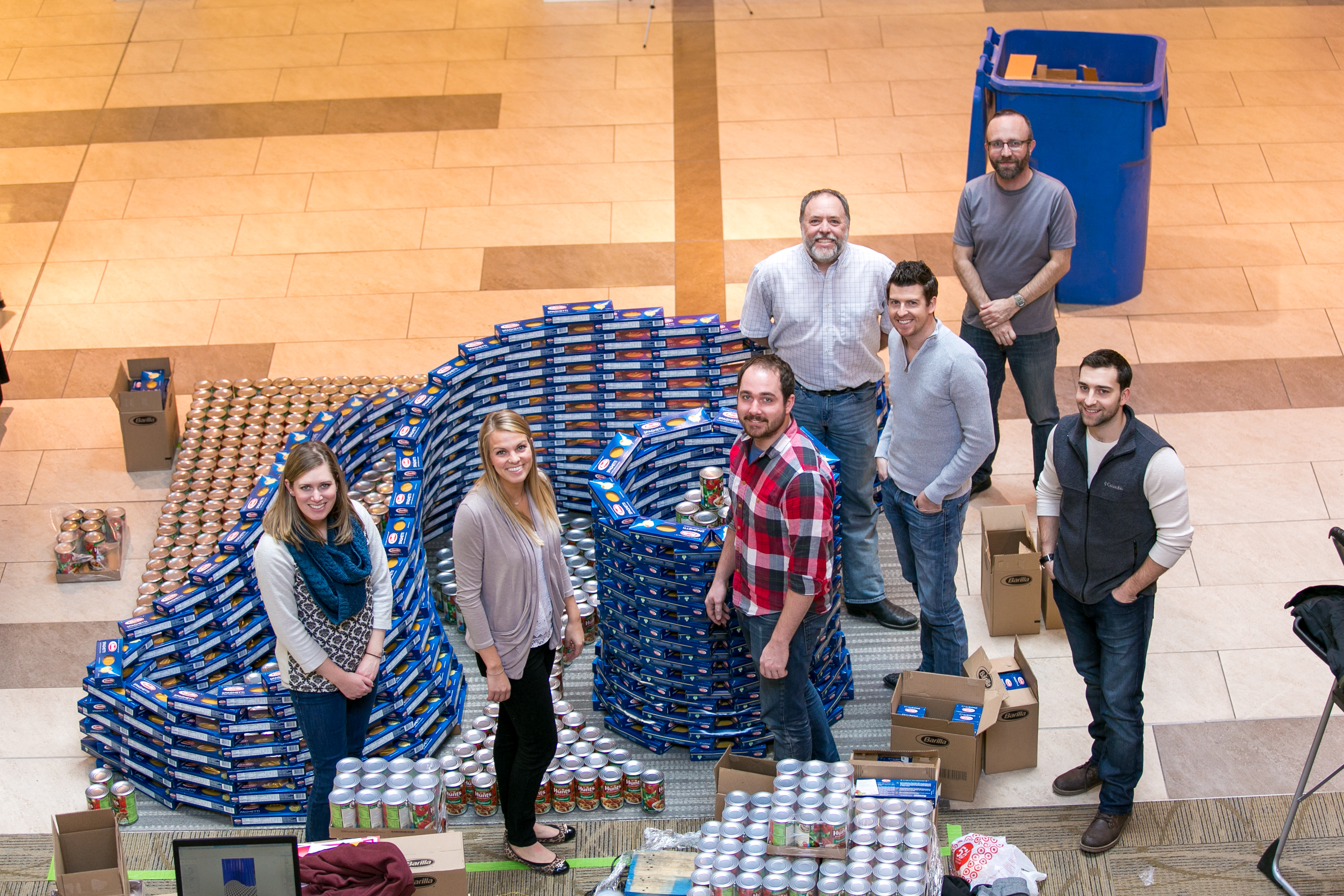 CANstruction 2016