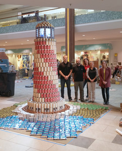 BeaCAN For Hunger | CANstruction 17'