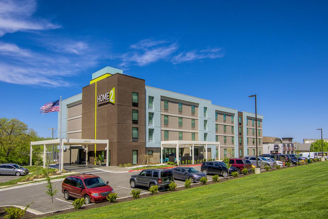 Home2 Suites - Kansas City, KS