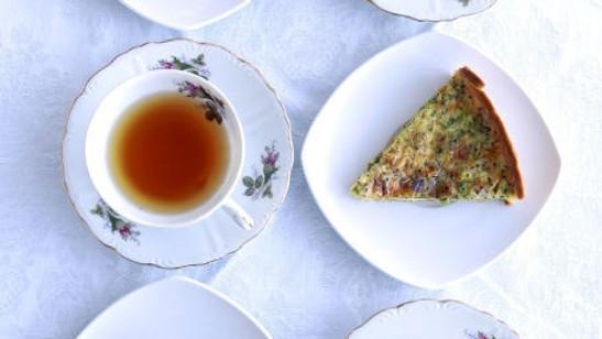 Workshop Foodpairing: hapjes met thee