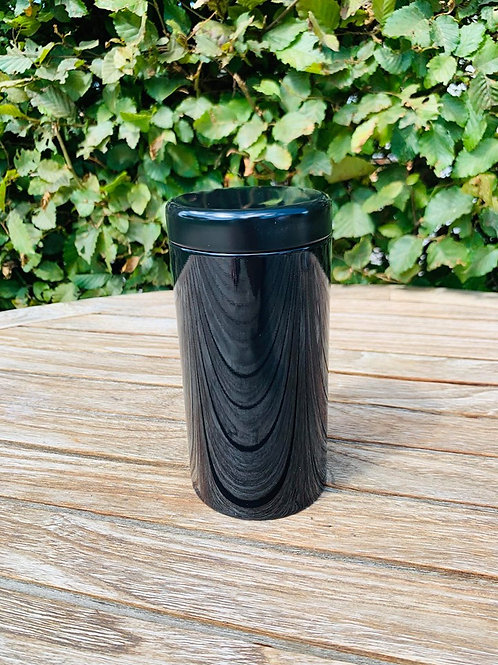 Theeblik zwart 150gr