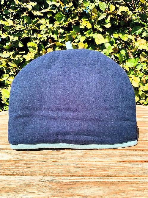 Theemuts blauw