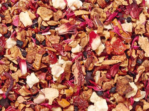 Rabarber Hibiscus