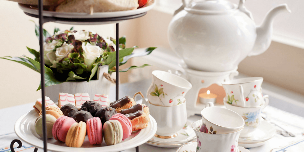 Workshop: High Tea or Afternoon Tea?