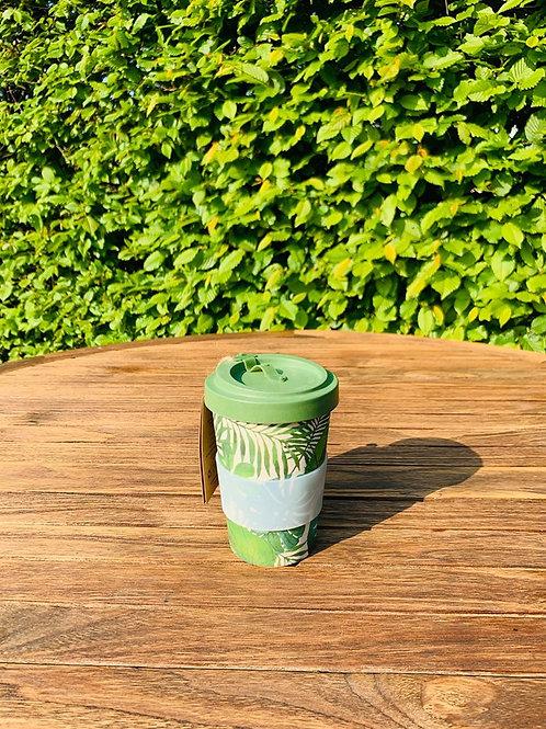 Drinkbeker uit bamboe