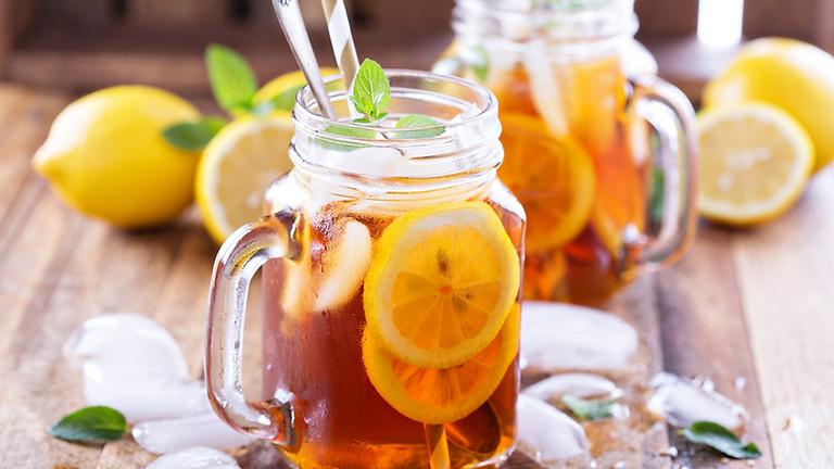Workshop Ice Tea's maken (Volzet)