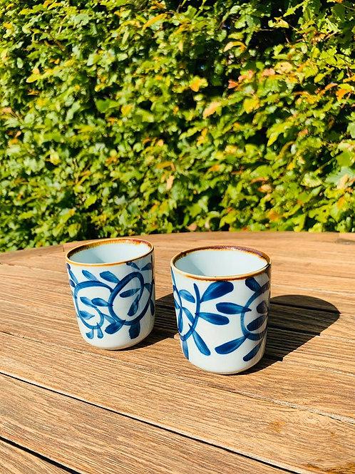 Theekopje Japans Handmade