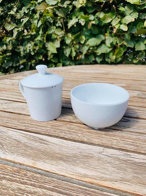 Tea tasting set / cup