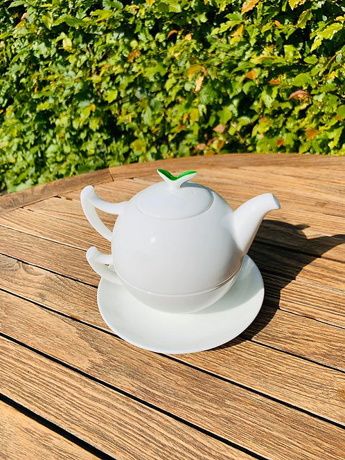 Tea-for-one Leaf