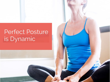 Perfect Posture is Dynamic