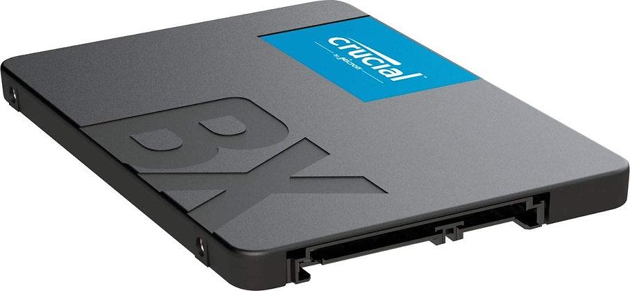 Crucial BX500 240 GB CT240BX500SSD1(Z)-Up to 540 MB/s (Internal SSD, 3D NAND, SA
