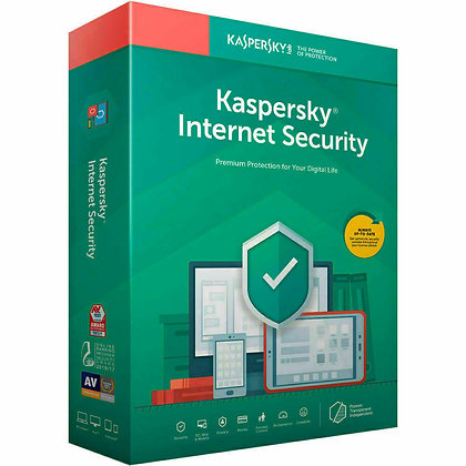 Kaspersky Internet Security 2020 – 1 Device – 1 Year