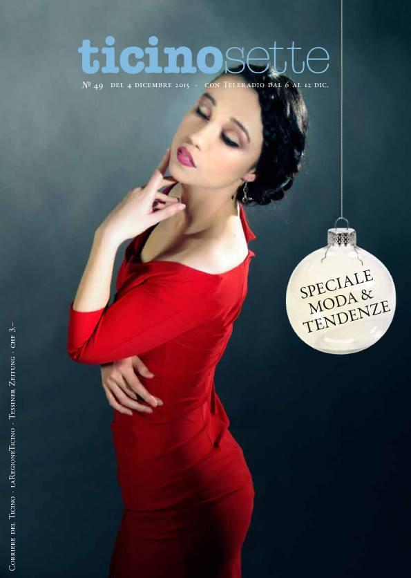 Ticino 7 Magazine - Cover Photo