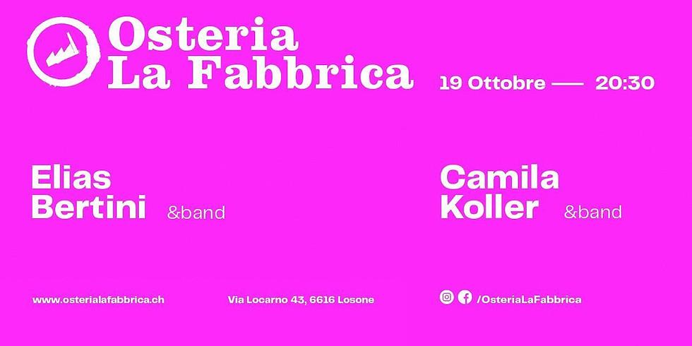 Elias Bertini & Camila Koller (Music)