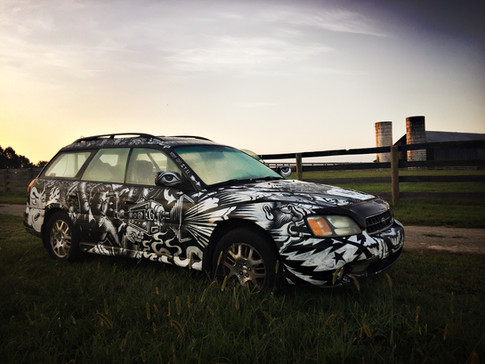 NOMADlife car