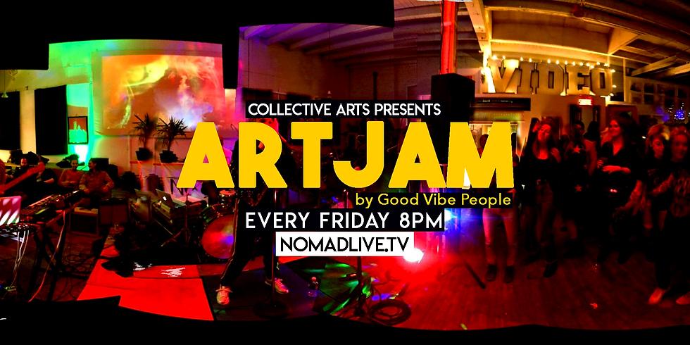 Weekly Virtual ArtJam