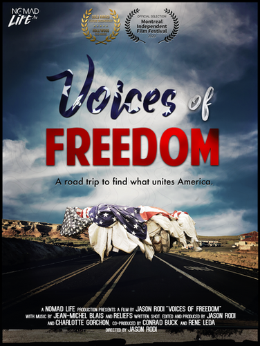 Voices of Freedom poste