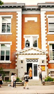 Fondation de l'École Buissonniere